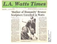 LA Watts Times 5-16-96